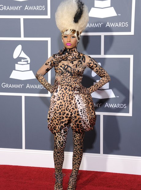 Nicki Minaj Grammy Awards
