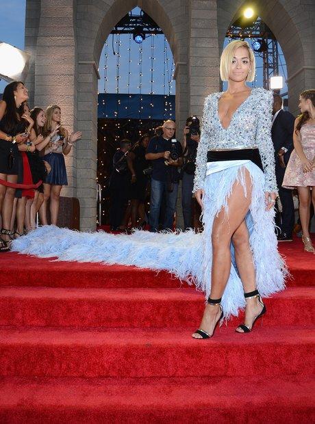 Rita Ora MTV VMAs 2013