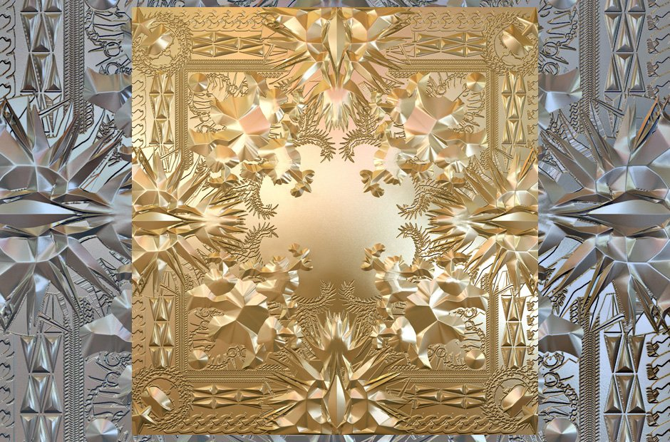 Kanye West 'Watch The Throne' album artwork