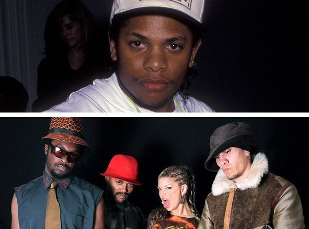 Black Eyed Peas Eazy E