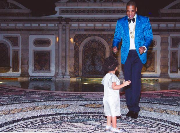 Jay Z Blue Ivy