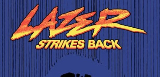 Major Lazer - Lazers Strike Back