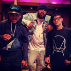 Mike Will Made It Skillrex Chance The Rapper Studi