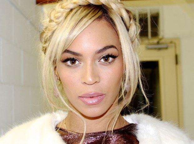 Beyonce plaited hair Tumblr