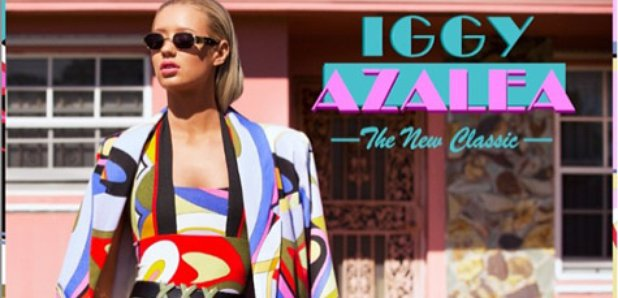 Iggy Azalea The New Classic Artwork