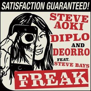Steve Aoki Diplo Freak