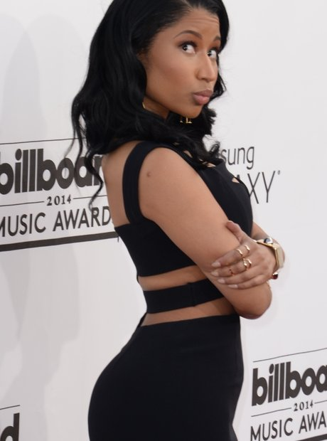 15) We've missed you. - Nicki Minaj's New Look Owned The Billboard ... Drake Instagram 2014