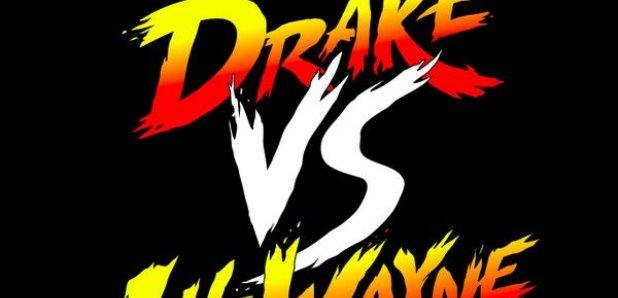 Drake Lil Wayne Tour banner