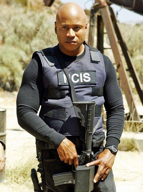 LL Cool J NCIS