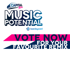 Music Potential Vote Square