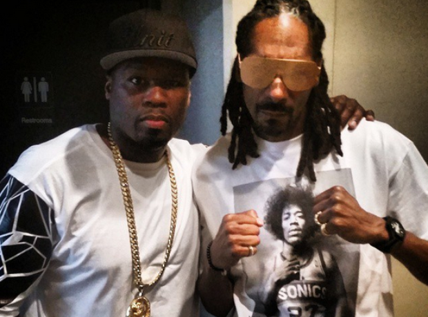 50 cent ft snoop dog: