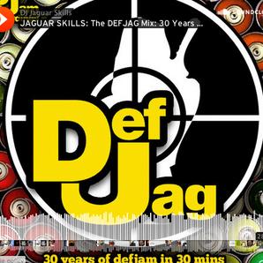 Jag Skills Def Jam Mix