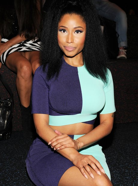 Nicki Minaj New York Fashion Week 2015