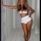 Image 7: Beyonce wearing a white bikini