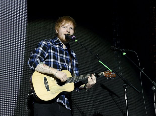 Ed Sheeran Live Jingle Bell Ball 2014