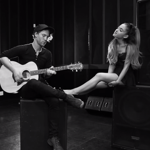 Ariana Grande The Weeknd Live Session