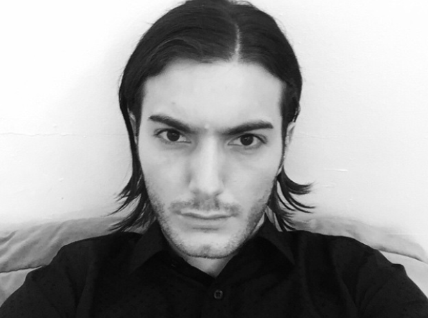 Alesso selfie