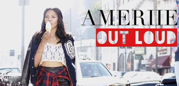 Ameriie Out Loud Artwork