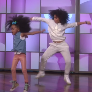 Beyonce 7/11 Mum-Daughter Dance Routine