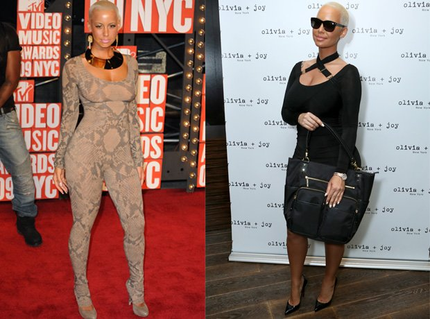 Celebrity Style Tramsformations