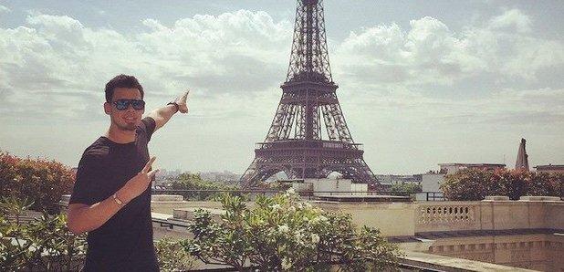 Aforjack Eiffel tower
