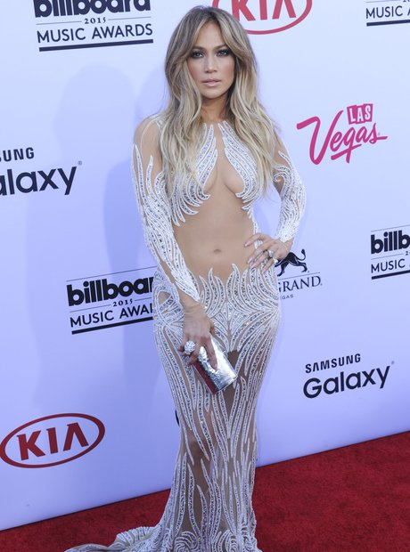 Jennifer Lopez Billboard Music Awards 2015
