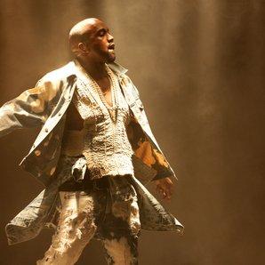 Glastonbury 2015 Saturday - Kanye West