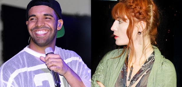 Drake and Florence and the machine