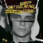 Martin Garrix - 'Can't Feel My Face (Remix)' artwo