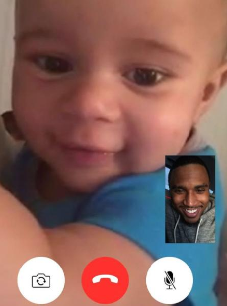Trey Songz face-timed his nephew. - 31 Pictures You Might ...