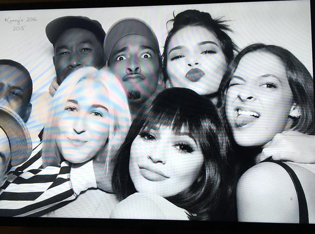 Kendall Jenner 20th birthday party