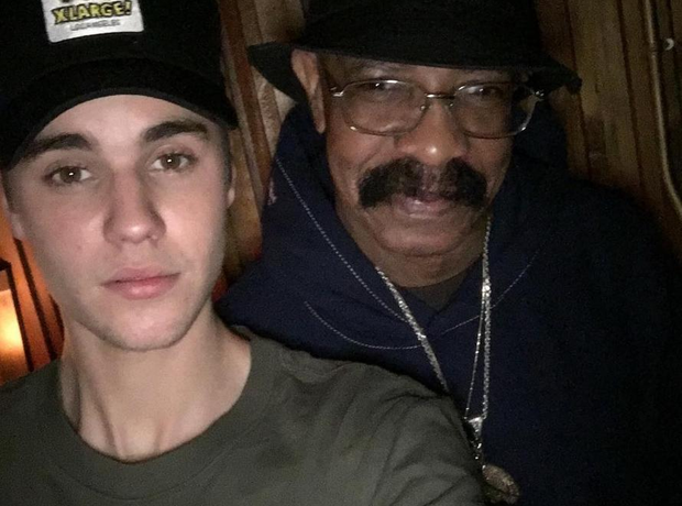 Justin Bieber and Drake's Dad Graham Dennis