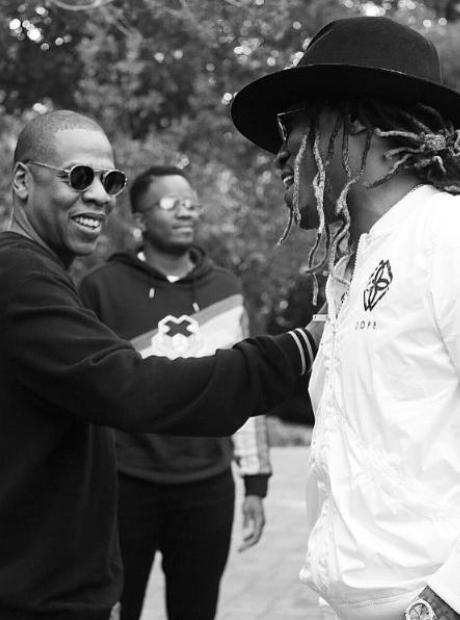 Jay Z Future