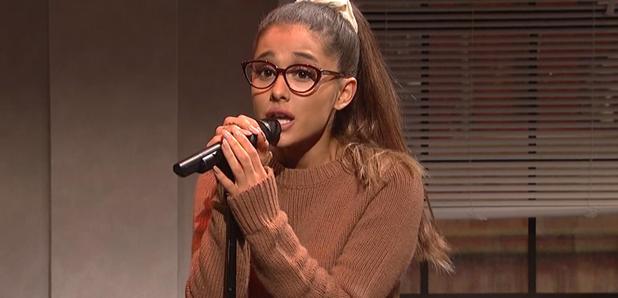 Ariana Grande SNL 2016
