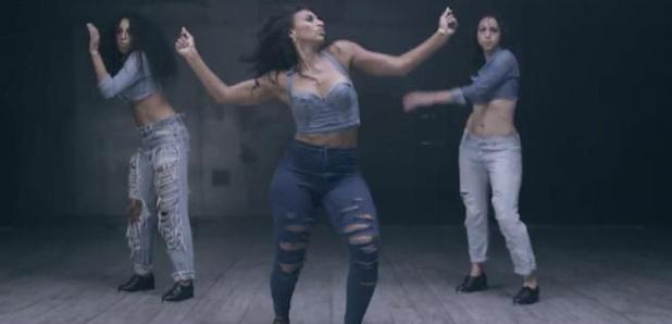 Women dancing in room