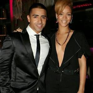 Jay Sean and Rihanna