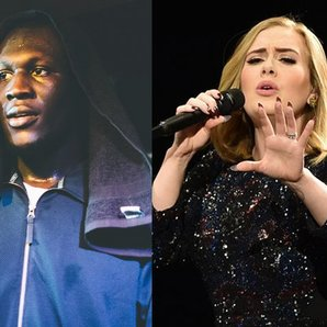 Adele and Stormzy