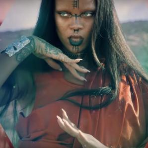 Rihanna Sledgehammer video