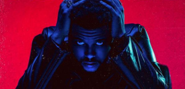 The Weeknd Starboy Album Artwork