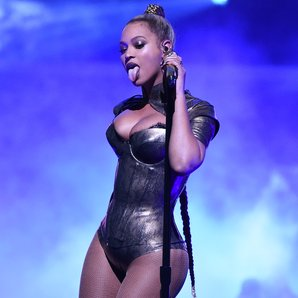 Beyonce TIDAL X show