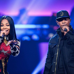 Ashanti and Ja Rule perform 'Helpless'
