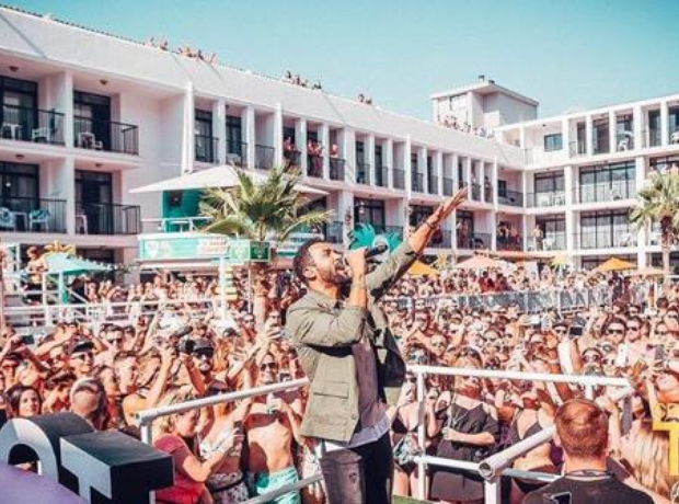 Craig David TS5 Ibiza 2016