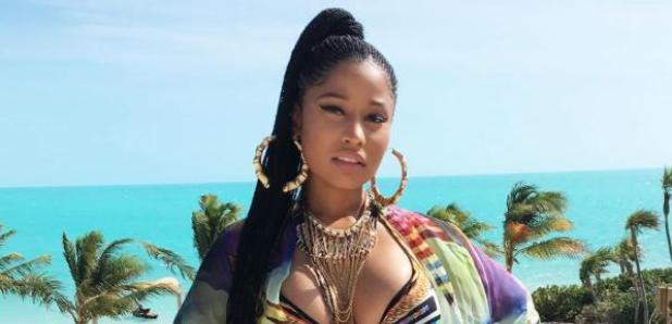 Nicki Minaj In Turks and Caicos