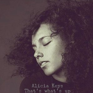 Alicia Keys Drops New Song 'That's What's Up'