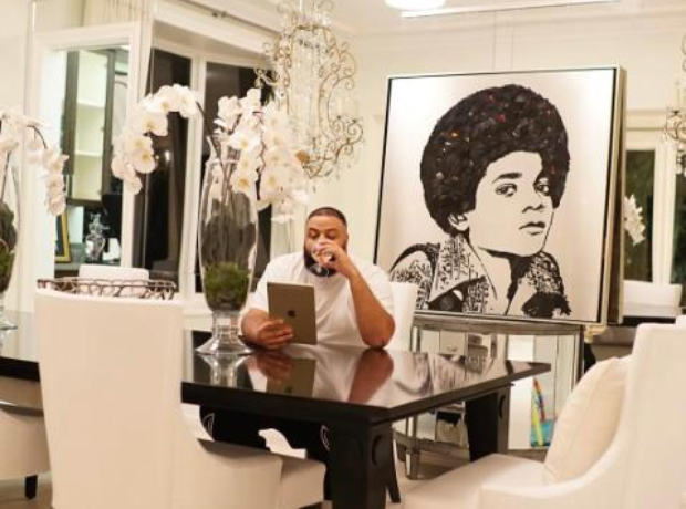 DJ Khaled New House Miami