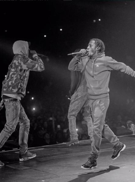 Section Boyz The Boy Meets World Tour