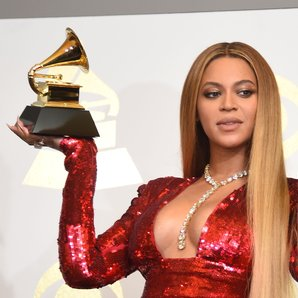 Beyonce Grammy Win