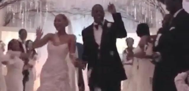 Beyonce Jay Z wedding anniversary video