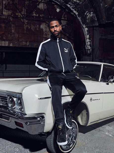Big Sean Puma Clyde